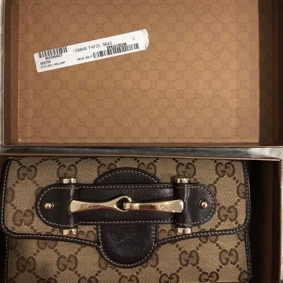 Gucci Handbags - Gucci GG Wallet
